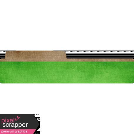 Color Basics File Tab Left Light Green