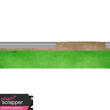 Color Basics File Tab Right Light Green