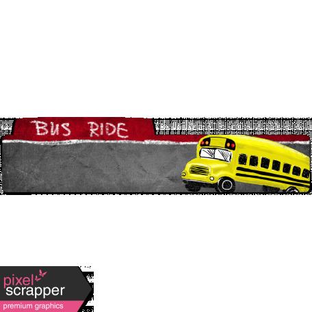 School Tag Bus