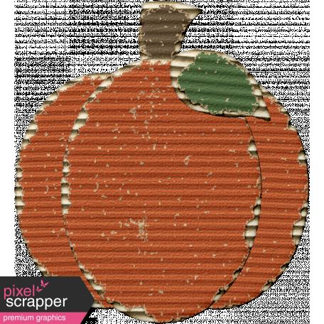Crisp Fall Air Pumpkin