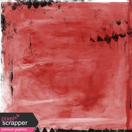 Football Paper Paint Red