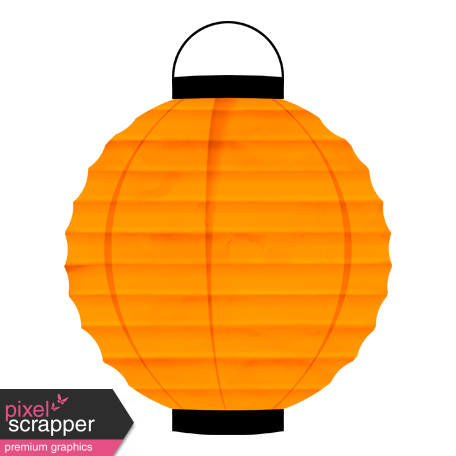 Spook Lantern Orange