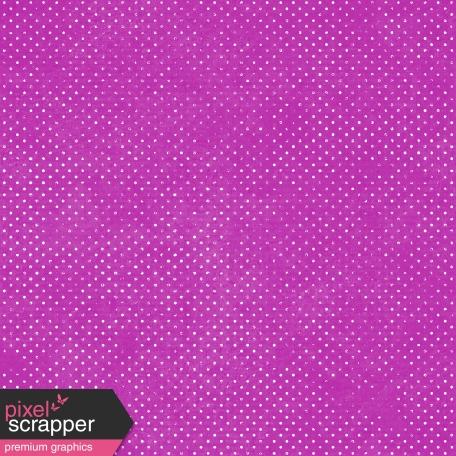 Spook Paper Dots Purple