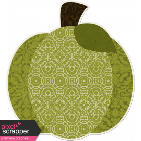 Thankful Pumpkin Green