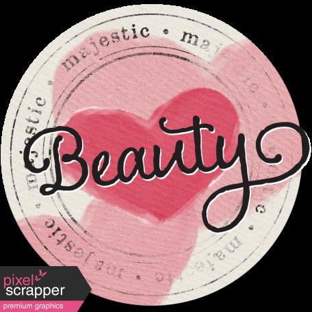 Enchanted - Circle Beauty