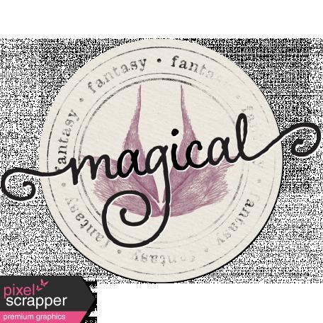 Enchanted - Circle Magical