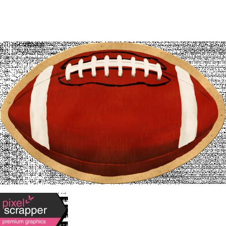 Football Sticker Ball 01