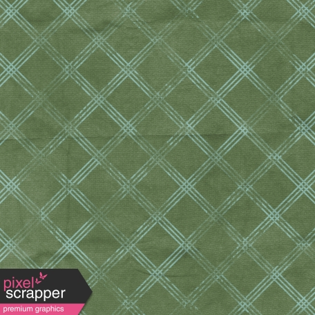 Kitchen Paper Striped 003 - Green
