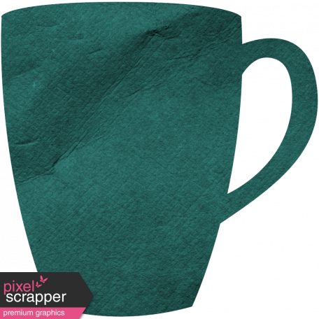 Kitchen Mug Green