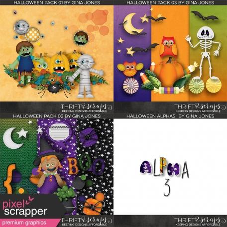 Halloween Mix and Match Bundle