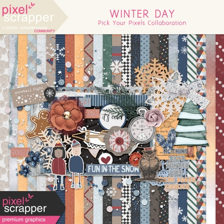 Winter Day Collaboration