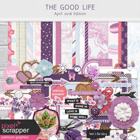 The Good Life: April Bundle