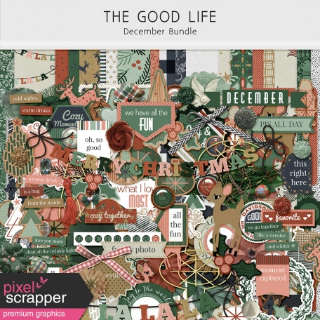 The Good Life: December Bundle