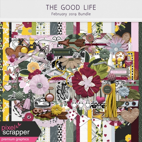 The Good Life: February 2019 Bundle