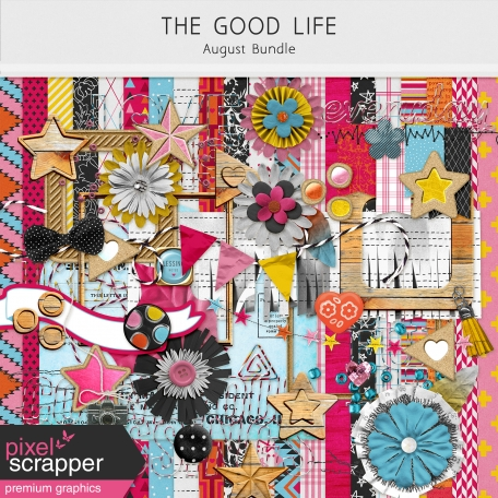 The Good Life: August 2019 Bundle