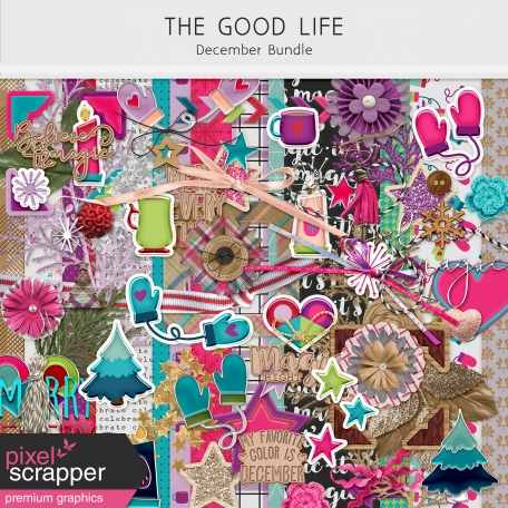 The Good Life: December 2019 Bundle