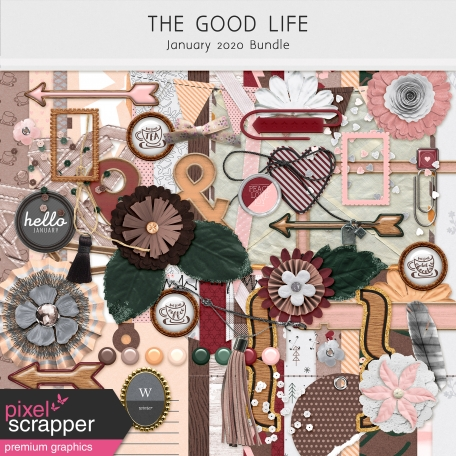 The Good Life: January 2020 Bundle