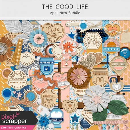 collaboration bundle the good life april 2020