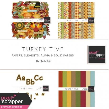 Turkey Time Bundle