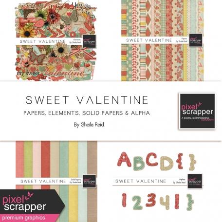 Sweet Valentine Bundle
