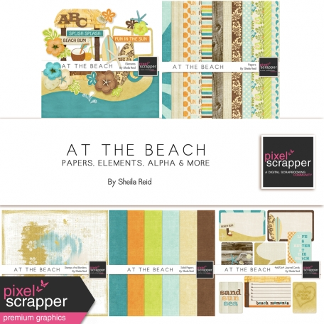 At The Beach Bundle