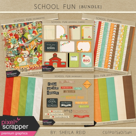 School Fun Bundle
