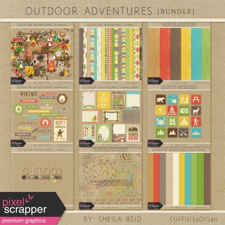 Outdoor Adventures Bundle