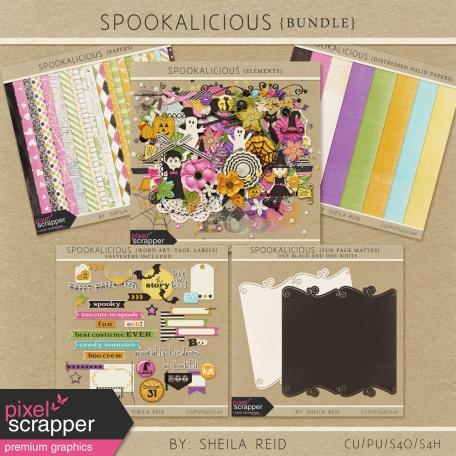 Spookalicious Bundle