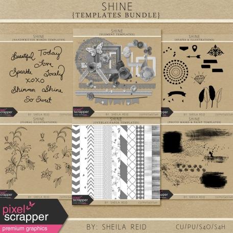 Shine Templates Bundle