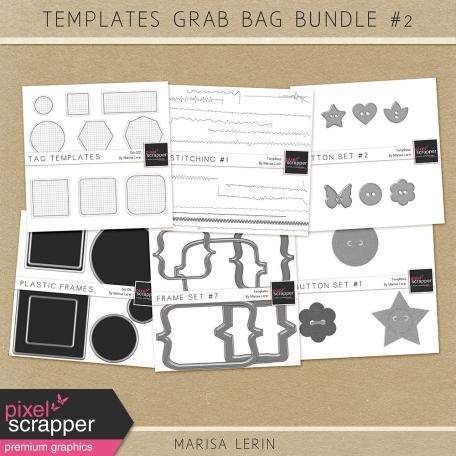 Templates Grab Bag Bundle #2