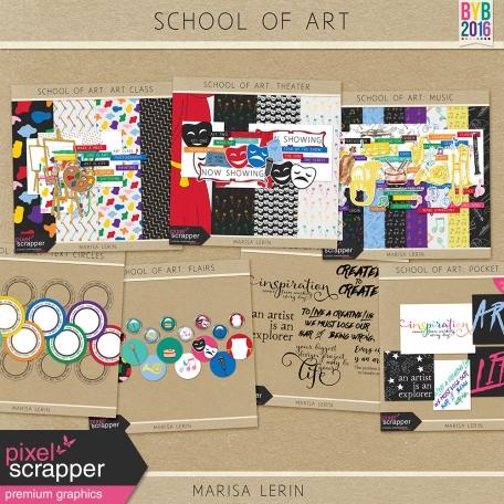 School of Art Bundle