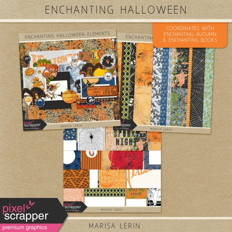 Enchanting Halloween Bundle