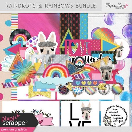 Raindrops & Rainbows Bundle