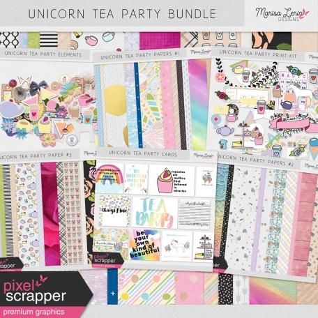 Unicorn Tea Party Bundle