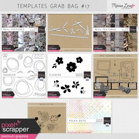 Templates Grab Bag Bundle #17
