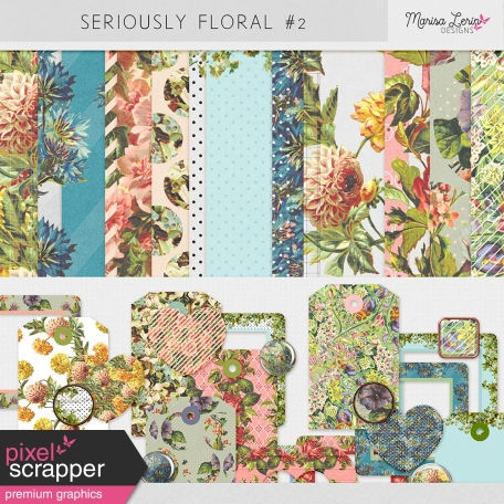 Seriously Floral Bundle #2