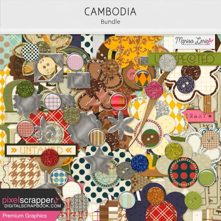 Cambodia Bundle
