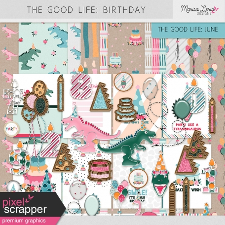 The Good Life: June Birthday Bundle