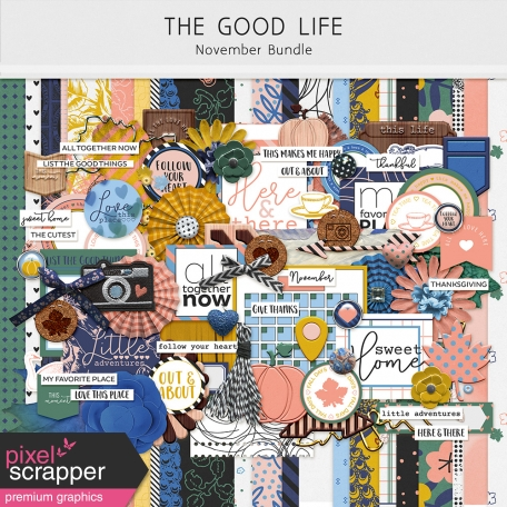 The Good Life: November Bundle