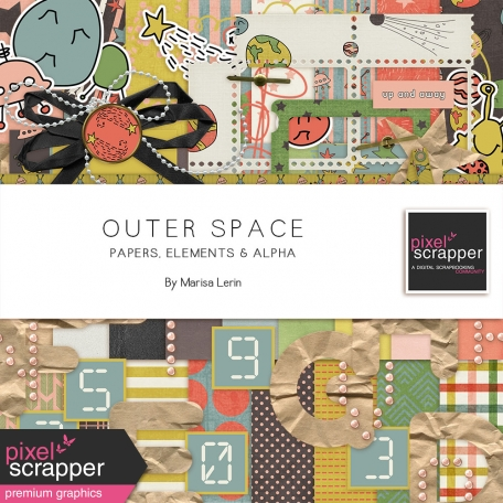 Outer Space Bundle