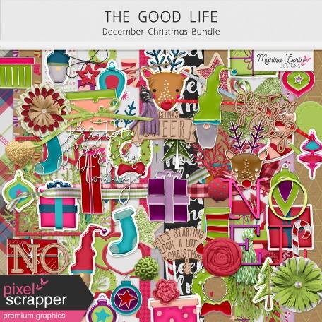The Good Life: December 2019 Christmas Bundle