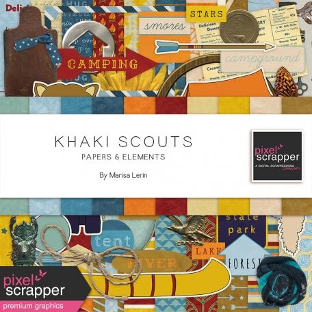 Khaki Scouts Bundle