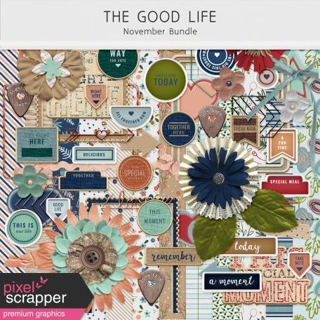 The Good Life: November 2020 Bundle
