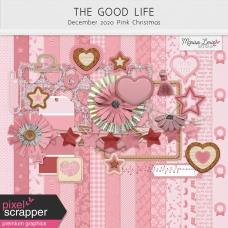 The Good Life: December 2020 Pink Christmas Bundle