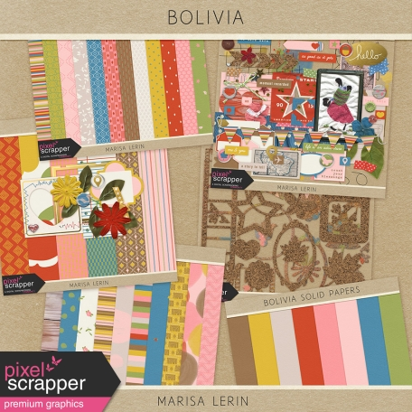 Bolivia Bundle