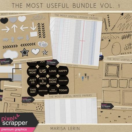 The Most Useful Bundle #1