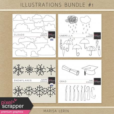 Illustrations Bundle #1