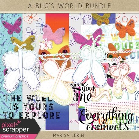 A Bug's World Bundle
