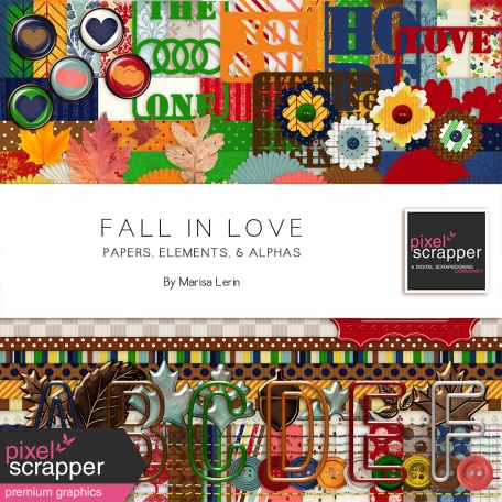 Fall In Love Bundle