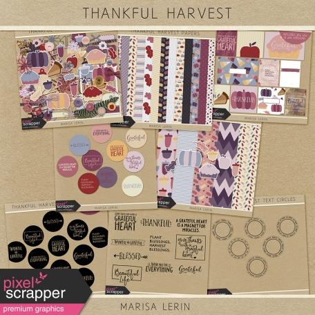 Thankful Harvest Bundle